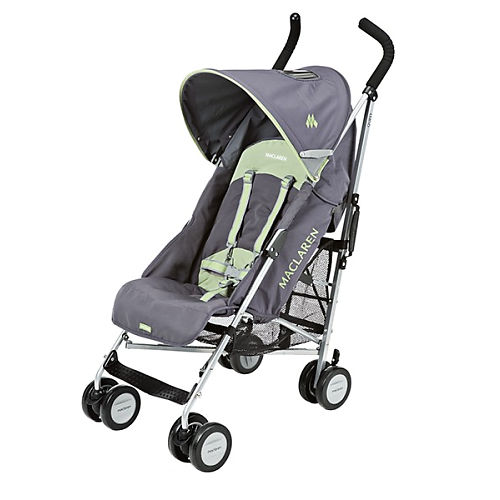 Review Strollers » Blog Archive » Maclaren Quest Sport Stroller ...