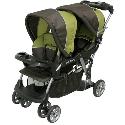 Review Strollers 187 Blog Archive 187 Baby Trend Double Sit N