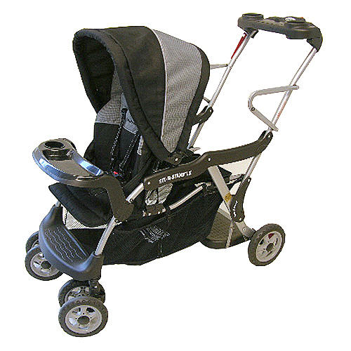 Review Strollers 187 Blog Archive 187 Baby Trend Single Sit N
