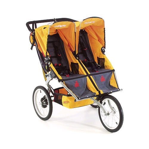 Review Strollers » Blog Archive » BOB Ironman Sport ...