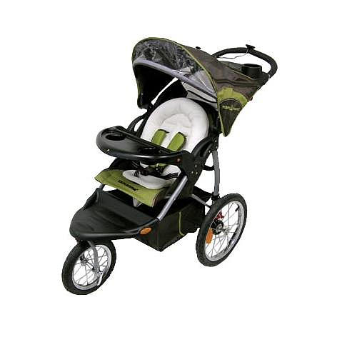 Review Strollers » Blog Archive » Baby Trend Expedition Jogger ...