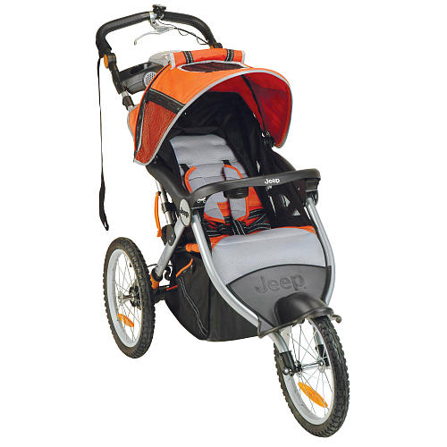 Review Strollers Blog Archive Jeep Overland Limited Jogger
