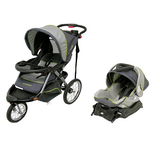 Review Strollers » Blog Archive » Baby Trend Expedition Travel ...