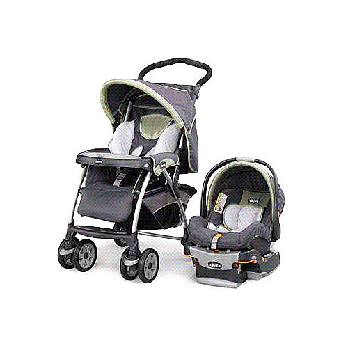 Review Strollers » Blog Archive » Chicco Cortina Travel System ...