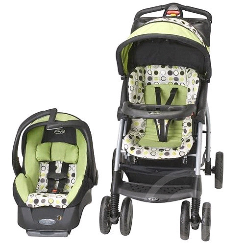 review strollers blog archive evenflo aura select travel system stroller. Black Bedroom Furniture Sets. Home Design Ideas