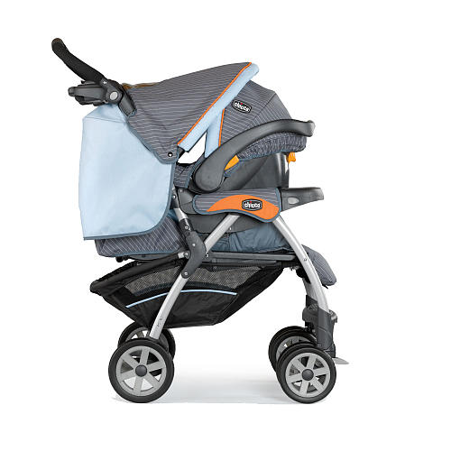 Review Strollers » Blog Archive » Eddie Bauer Endeavor Travel System ...