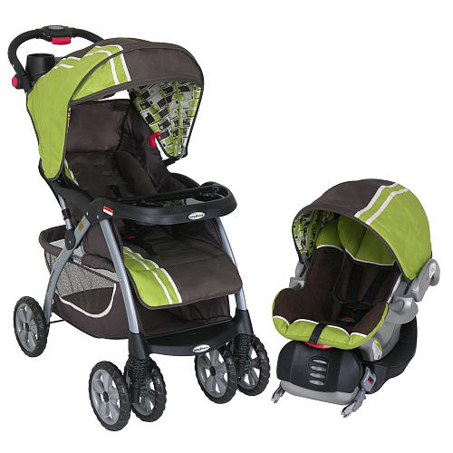 Review Strollers Blog Archive Baby Trend Travel System Stroller