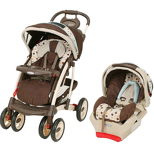 Babies R Us Graco Quattro Tour Deluxe Travel System