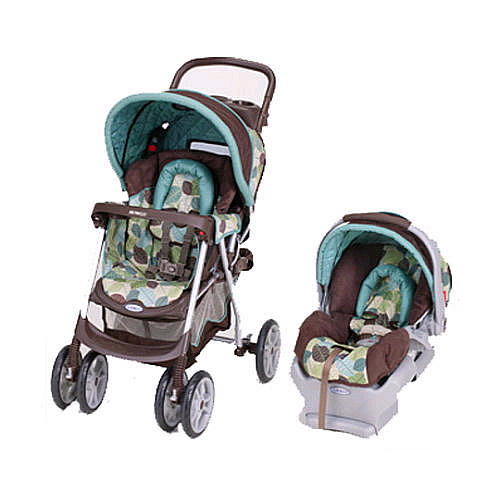 Review Strollers » Blog Archive » Safety 1st Travel System Stroller ...