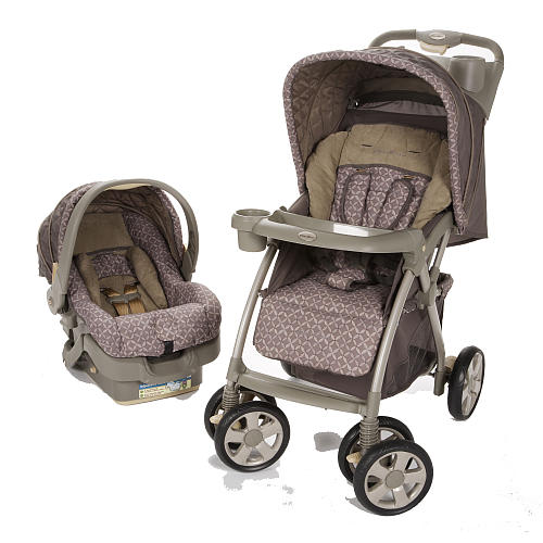 Review Strollers » Blog Archive » Eddie Bauer Adventurer Travel ...