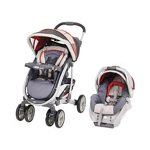 Review Strollers » Blog Archive » Graco Quattro Tour Sport Travel ...