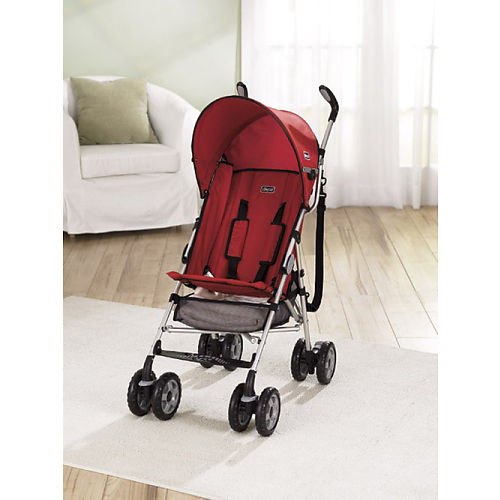 Review Strollers » Blog Archive » Chicco Capri Stroller Review ...