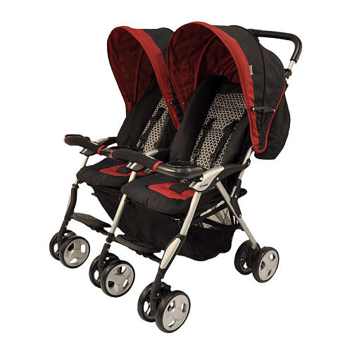 Review Strollers » Blog Archive » Combi Twin Sport Ex Stroller
