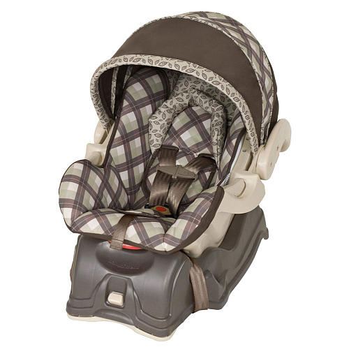 Review Strollers » Blog Archive » Baby Trend Venture LX Travel ...
