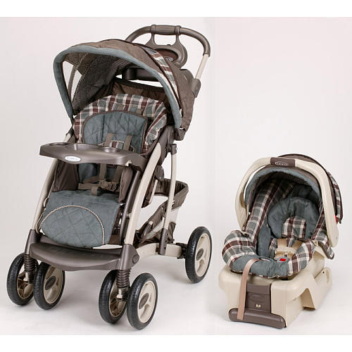 Review Strollers Blog Archive Graco Quattro Tour Travel System