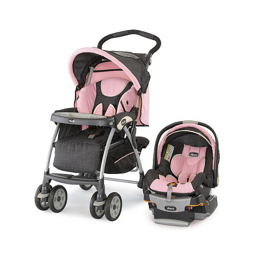 Pink Car Seat Stroller Combo Strollers 2017